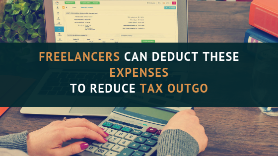 Freelancers can deduct these expenses to cut tax outgo